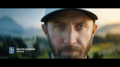 Golf is Back: Dustin Johnson Tees Off in New Campaign for RBC Created by Advertising Agency Battery and Directed by RSA Films' Jordan Vogt-Roberts