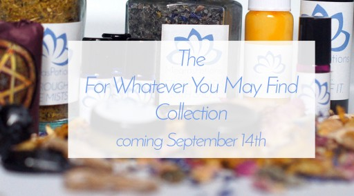 Mearas Potions Releases the for Whatever You May Find Collection for Empaths and Witches