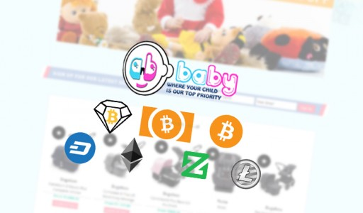 ANB Baby to Accept Payments in Bitcoin Diamond and Other Cryptocurrencies