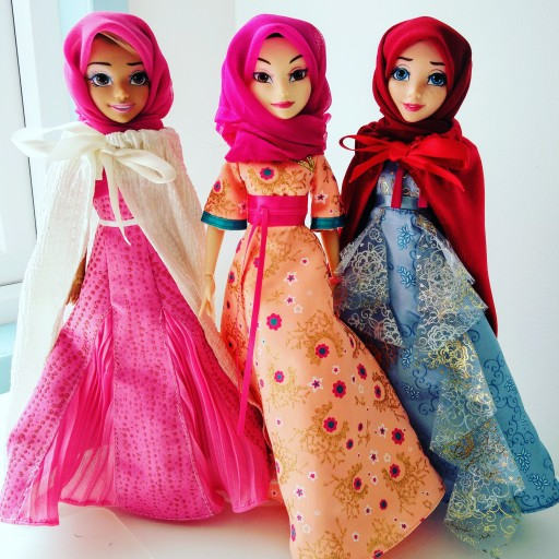 Muslim Businesswoman Launches The Muslim Doll Collection