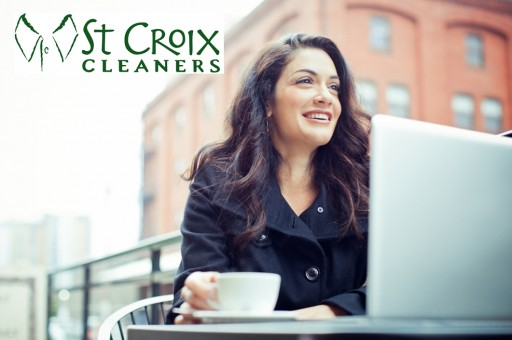 St Croix Cleaners' 'Coats for a Cause'