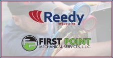 Reedy Industries Acquires First Point Mechanical Services