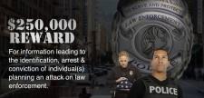 $250,000 REWARD