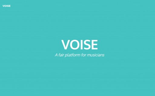 VOISE Ethereum Music-Sharing and Monetization Platform Announces ICO Crowdsale