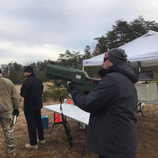 IXI EW's DRONEKILLER Impresses NATO Countries at NNTEX-18C