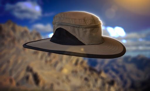 Innovative Sunhat Gaining Kickstarter Success for Jobless Man Living in Parents' Basement