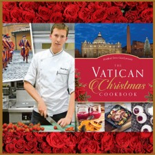 Celebrated Swiss Chef David Geisser's 'The Vatican Christmas Cookbook'