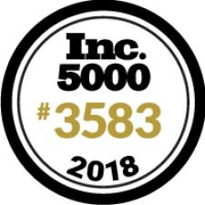 2018 Inc. 5000 List