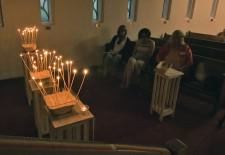 Orlando memorial candles