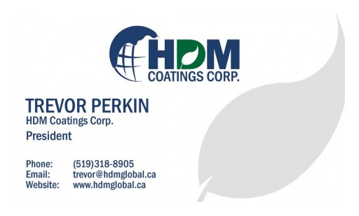 Embracing Global Purity in Response to COVID-19 Pandemic: HDM Coatings Corporation Offers Anti-Viral Coating Solutions