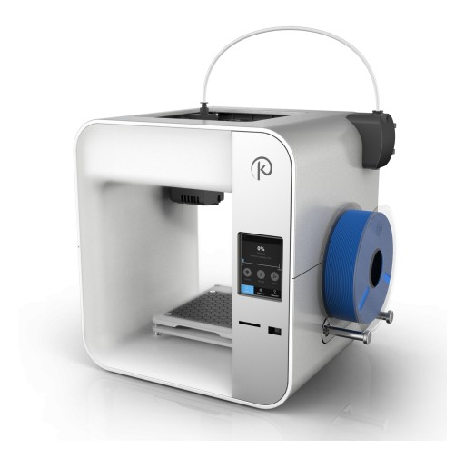 Kodama Launches $99 Boutique Plug & Print 3D Printer: Obsidian
