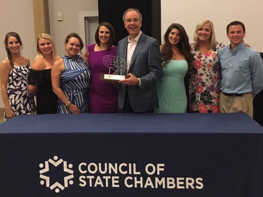 Kentucky Chamber Named 2017 State Chamber of the Year; Council of State Chambers Elects Officers and Directors