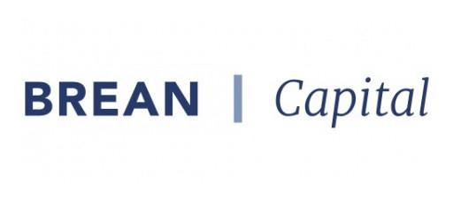 Brean Capital Closes $50.0 Million Senior Note Financing