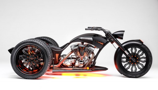 TruNorth Global™ Launches MyTruckWarranty.com With Custom Trike by Paul Jr. Designs Featured on American Chopper