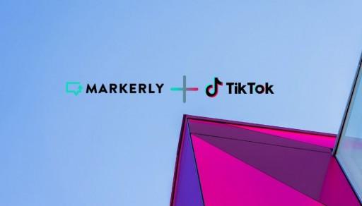 TikTok Influencers Available on Markerly Platform