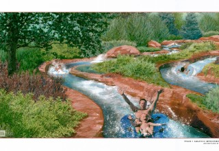 Glenwood Hot Springs Resort new water attraction is coming