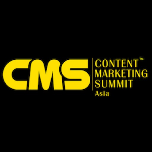 Asia's Largest Content Marketing Conference CMS Asia Announces South East Asia Edition on 9-10 October in Singapore