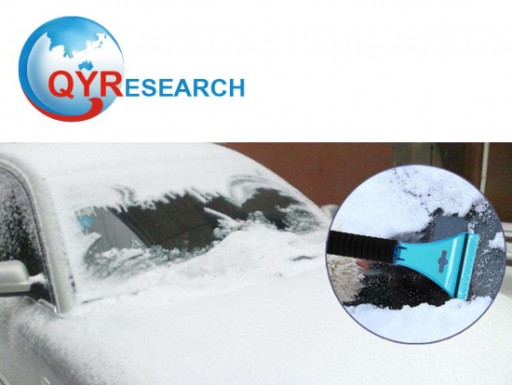 Car Ice Scrapers Market Share 2019-2025: QY Research