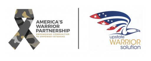 America's Warrior Partnership Recognizes Upstate Warrior Solution for Delivering Holistic Support to 80% of Local Post-9/11 Veterans