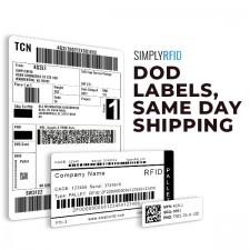 DoD Labels: SimplyRFiD