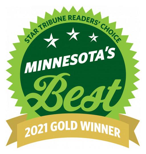 Aquarius Home Services Wins Three Minnesota's Best Awards