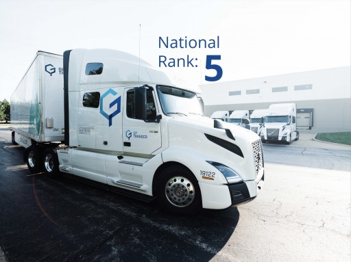 GP Transco Becomes 5th Highest-Paying Trucking Company in the US