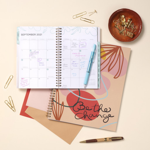 Blue Sky Teams Up With Minnesota-Based Artist on a Powerful Collection of Planners That Make a Difference