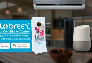 Cielo Breez Makes any Air Conditioner Smart