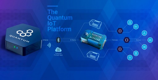 Quantum Integration's IoT Platform Gives Electronic Hobbyists More Control