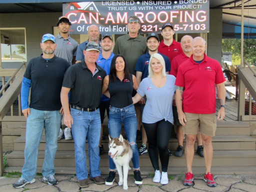 Can-Am Roofing Wins Platinum Roofer Award