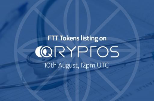 Japanese Licensed Exchange QRYPTOS to List FarmaTrust FTT Tokens