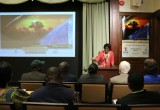 Ms. Binta Terrie, founder of Partnership League for Africa's Development (PLAD), spoke April 2, 2016, at the Church of Scientology National Affairs Office in Washington, D.C.