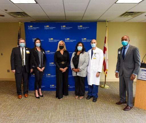 RPGSHOW and Karen Huger, LLC Donate Thousands of Masks to MedStar Washington Hospital Center in Fight Against COVID-19