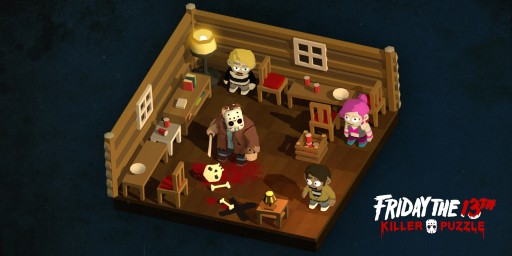 Friday the 13th: Killer Puzzle Launches on iOS, Android, and Steam