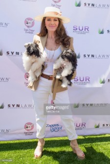 Lisa Vanderpump at 2nd Annual World Dog Day