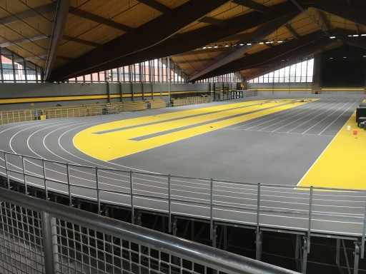 "TrackTown USA's ""House of Track"" Finds a Permanent Home at the University of Iowa"