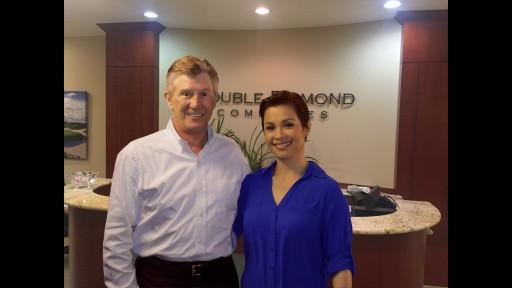 Double Diamond Resorts Announces Celebrity Endorsement Contract With Lea Salonga