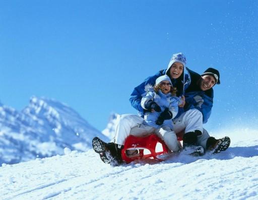 Yabuli International Ski Resort in Northeastern China