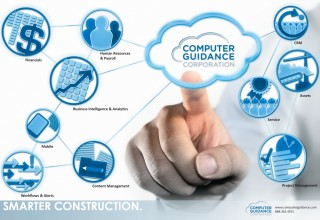 eCMS Cloud Construction ERP Financial and Project Management Applications