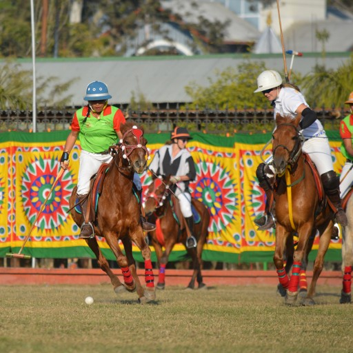 U.S. Polo Assn. Announces Sponsorship  of the 2019 Manipur Statehood Day Women's Polo Tournament