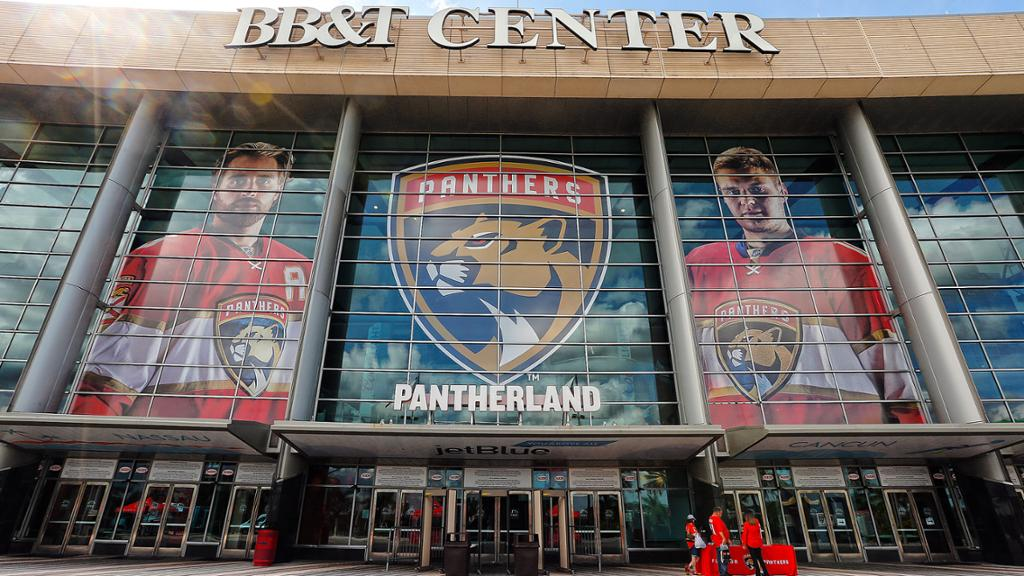Florida Panthers Unite for Florida on Oct. 7 at BB T Center  99413f992