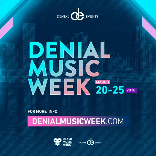 Denial Music Week, Miami