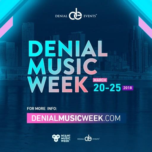 Denial Music Week, Miami