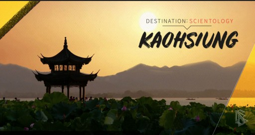 Destination: Scientology, Kaohsiung Traces the Roots of the Religion