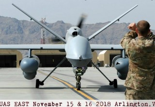 Unmanned Aircraft Systems East for DoD and Government