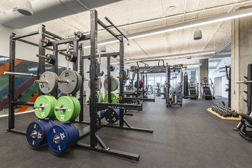 New Fitness Center Completed at Columbia College Chicago
