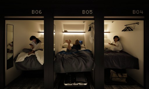 Japanese Developer Global Agents to Bring Its Revolutionary Upscale Capsule Hotel Brand 'The Millennials' to Fukuoka