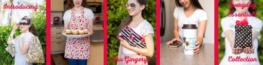 Sew Gingery Introduces Brand New Everyday Essentials Collection