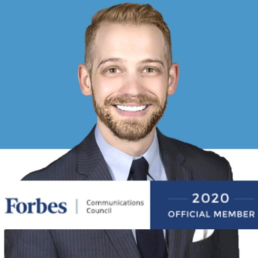 Adam Giffi Celebrates Milestone as Contributor to Forbes Communications Council