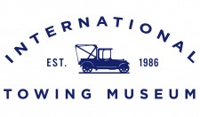 New towing museum logo